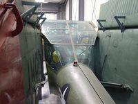 N7412 @ KBLI - Consolidated Vultee/Stinson L-13B at the Heritage Flight Museum, Bellingham WA