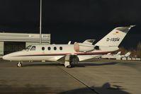 D-ISGW @ LOWW - Cessna 525 Citationjet