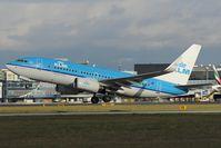 PH-BGR @ LOWW - KLM Boeing 737-700 - by Dietmar Schreiber - VAP
