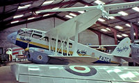 F-AZCA @ LFFQ - De Havilland DH.89A Dragon Rapide [6541] La Ferte Alais~F 16/07/1982. Image taken from a slide.