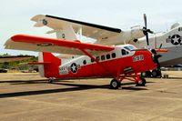 144672 @ KNPA - DHC NU-1B Otter [160] Pensacola NAS~N 10/04/2010