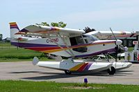 C-ICND @ CNC3 - Zenair CH.701 STOL [7-1495] Brampton~C 23/06/2005 - by Ray Barber
