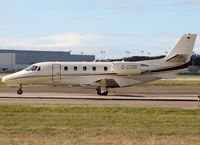 D-COBI @ LFBO - Taxiing to the General Aviation area... - by Shunn311