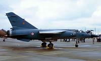 276 @ EGUN - Dasault Mirage F.1C-200 [276] RAF Mildenhall~G 28/05/1983 - by Ray Barber
