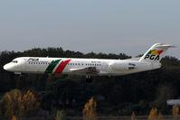 CS-TPC @ LFBO - Landing runway 14L - by BTT