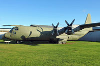 XV202 @ EGWC - 1966 Lockheed C-130K Hercules C.3, c/n: 382-4226
