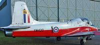 XW420 @ EGWC - XW420 (9194M), BAC 84 Jet Provost T.5A, c/n: EEP/JP/1042