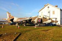 XW934 @ EGLF - Hawker Siddeley Harrier T.4, c/n: 212017