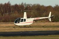 G-DRIV @ EGLK - 2003 Robinson R44 II, c/n: 10126