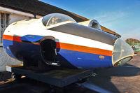 WT309 @ EGLF - English Electric Canberra B.6, c/n: EEP71436