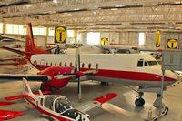 XS639 @ EGWC - Hawker Siddeley HS-780 Andover E3A, c/n: Set23/BN23