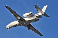 CS-DXX @ EGLF - 2008 Cessna 560XL Citation XLS, c/n: 560-5789