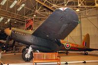 TA639 @ EGWC - 1945 De Havilland DH-98 Mosquito TT.35