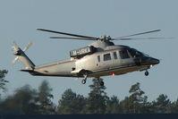 M-URKA @ EGLK - Sikorsky S-76B, c/n: 760330 at Blackbushe
