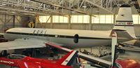 G-APAS @ EGWC - 1953 De Havilland DH106 Comet 1A, c/n: 6022