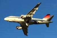 VP-CSN @ EGLF - 1997 Airbus A319-115X-CJ, c/n: 3356