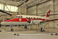 XX496 @ EGWC - 1975 Scottish Aviation HP-137 Jetstream T.1, c/n: 276