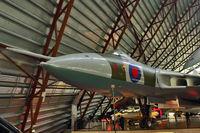 XM598 @ EGWC - 1963 Avro Vulcan B.2, c/n: Set 62