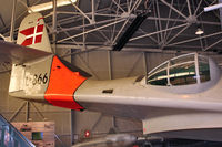 L-866 @ EGWC - Tail section of Danish Consolidated PBY-6A Catalina, c/n: 2063