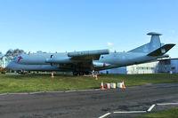 XV249 @ EGWC - Hawker Siddeley Nimrod MR.1, c/n: 8024
