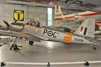 WV562 @ EGWC - Percival P-56 Provost T.1, c/n: PAC/56/108