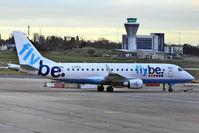 G-FBJG @ EGBB - 2012 Embraer ERJ-175STD (ERJ-170-200), c/n: 17000344