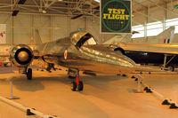 XF926 @ EGWC - Bristol 188, c/n: 13519 at RAF Museum Cosford