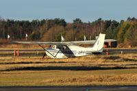 G-ARYI @ EGLK - 1962 Cessna 172C, c/n: 172-49260