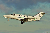 G-LEAB @ EGGW - 2008 Cessna 510 Citation Mustang, c/n: 510-0073 - by Terry Fletcher