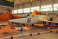 XD145 @ EGWC - Saunders - Roe SR53 at RAF Museum , Cosford