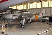 XD674 @ EGWC - Hunting Percival P-84 Jet Provost T.1, c/n: PAC/84/001