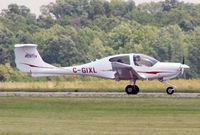 C-GIXL @ KDAN - 2006 Diamond DA-40 in Danville Va. - by Richard T Davis