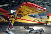 SP-AAB @ EPLS - Yakovlev Yak-12M [112602] Leszno~SP 16/05/2004 - by Ray Barber