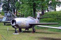 06 - Yakovlev Yak-23A Flora [807] Drzonow-Lubuskie~SP 16/05/2004 - by Ray Barber
