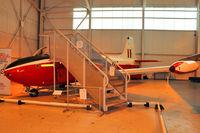 XM351 @ EGWC - 1959 Hunting Jet Provost T.3, c/n: PAC/W/6308