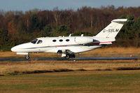 G-SSLM @ EGLK - 2009 Cessna 510 Citation Mustang, c/n: 510-0190 at Blackbushe
