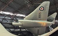 XA564 @ EGWC - Gloster Javelin FAW.1 at RAF Museum , Cosford