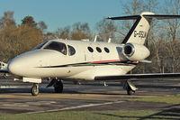 G-SSLM @ EGLK - 2009 Cessna 510 Citation Mustang, c/n: 510-0190
