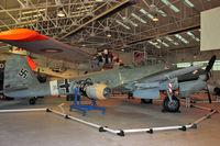 420430 @ EGWC - Messerschmitt Me-410A, c/n: 420430 at RAF Museum , Cosford