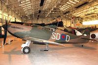 K9942 @ EGWC - K9942 (8383M), 1939 Supermarine 300 Spitfire 1a, c/n: 6S/30225