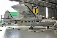 WV746 @ EGWC - Hunting Percival P-66 Pembroke C1, c/n: PAC/66/53