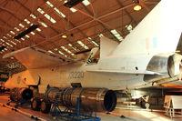 XR220 @ EGWC - BAC TSR-2, c/n: XO-2