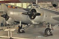 TX214 @ EGWC - Avro 652A Anson C.19, c/n: 33786