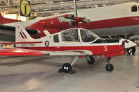 XX654 @ EGWC - 1974 Scottish Aviation Bulldog T.1, c/n: BH.120/312