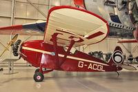G-ACGL @ EGWC - 1933 Comper CLA-7 Swift, c/n: S33/6
