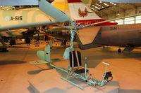 100503 @ EGWC - Focke-Achgelis Fa-330A-1, c/n: 100503 - by Terry Fletcher