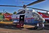 XW241 @ EGLF - 1968 Aerospatiale SA-330E Puma HC-1, c/n: 08 (prototype) at FAST