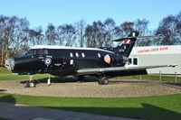 XS709 @ EGWC - 1964 Hawker Siddeley HS.125 Dominie T1, c/n: 25011
