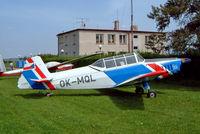 OK-MQL @ LKSZ - Zlin Z.226B Bohatyr [283] Sazena~OK 08/05/2002