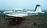 OO-HTA @ EBKT - Varga 2150A Kachina [VAC-152-80]  Wevelgem~OO 27/04/1980. Image taken from a slide.